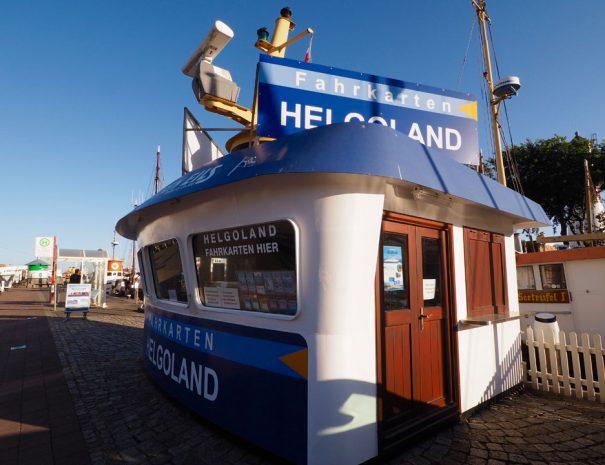 Büsum – Helgoland Schifffahrt